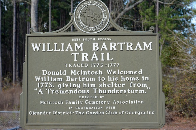 william_bartram_trail_marker1