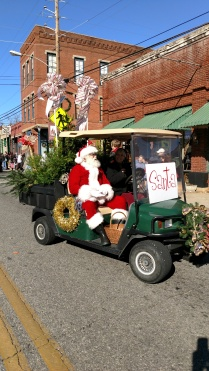 Christmas in Oglethorpe Parade